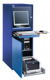 Thurmetall Computerschrank Small-Combi