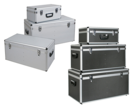 Alu-Transportboxen-Set