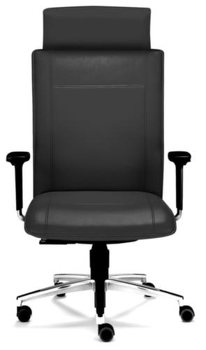 dauphin 24 stunden leitstandstuhl stoff m nackenst tze. Black Bedroom Furniture Sets. Home Design Ideas